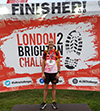 Martin Sewell 2018 London 2 Brighton Challenge