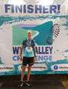 Martin Sewell 2018 Wye Valley Challenge
